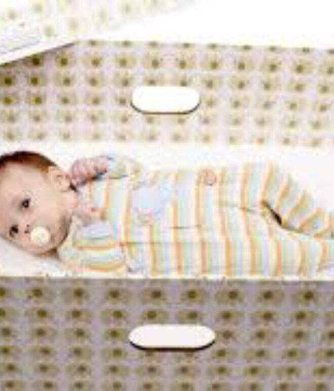 Safety Mattress for BABY BOX 700 x 428 mm