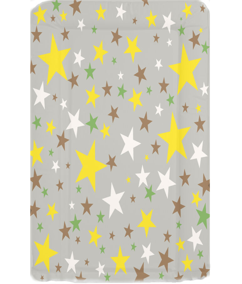 grey and yellow stars rep