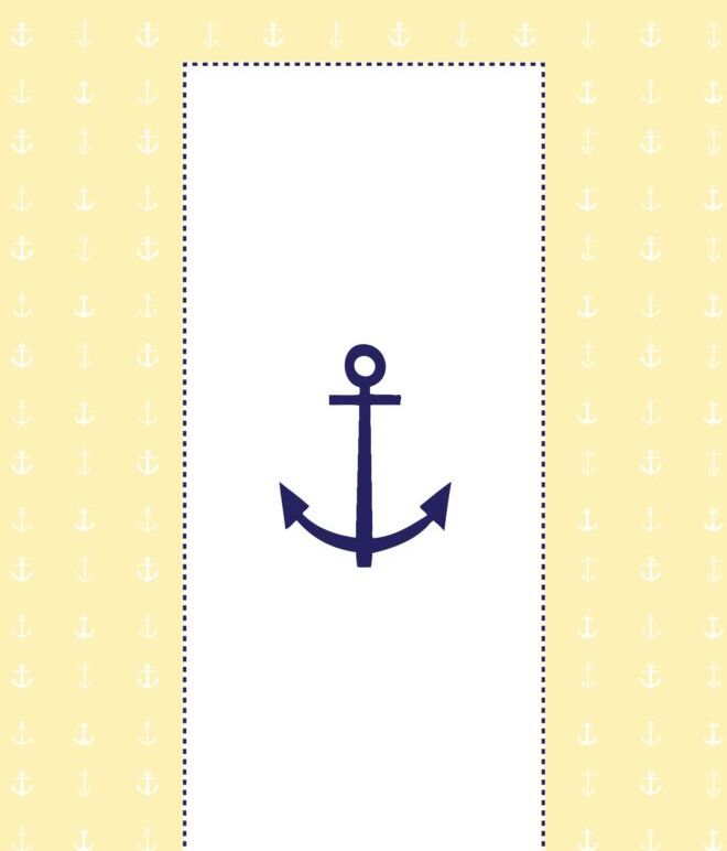 Changing Mat - Anchors Yellow - Spring 2015