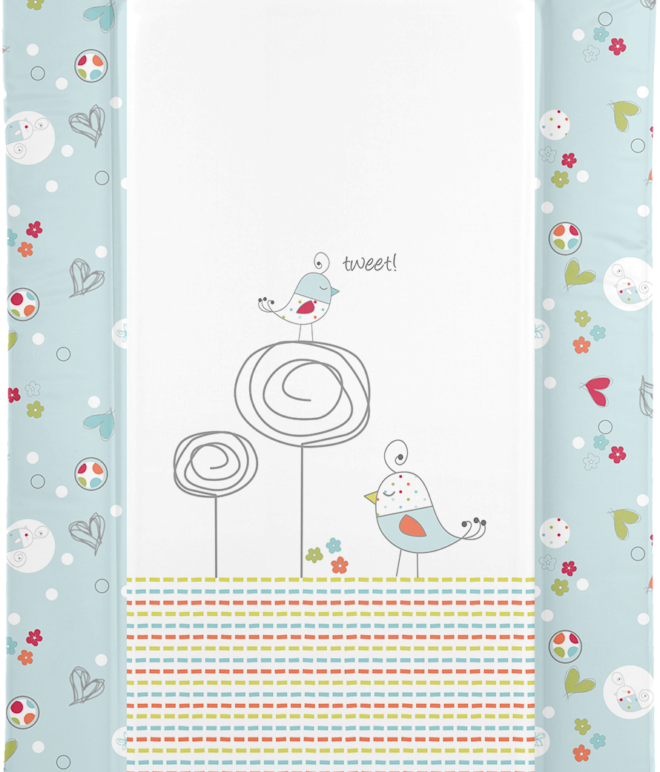 Changing Mat - Hello Birdie - part of the Baby GaGa designer range
