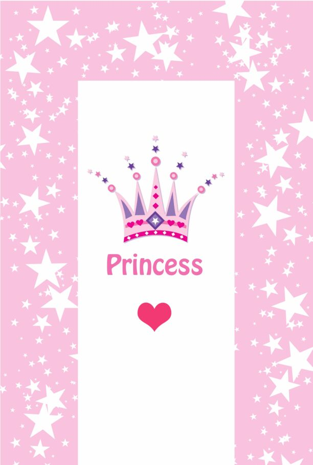 Princess Star - pink