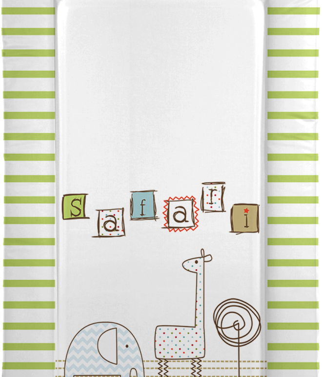 Changing Mat - Safari- part of the Baby GaGa designer range
