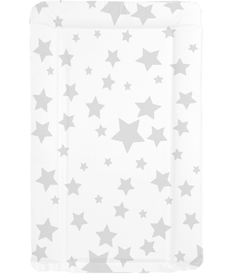 White with Grey Star MollyDoo Rep