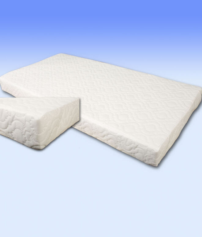 Safety Mattress for Travel Cots 7cm Depth