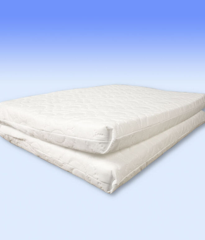 Safety Mattress for Travel Cots 4cm Depth