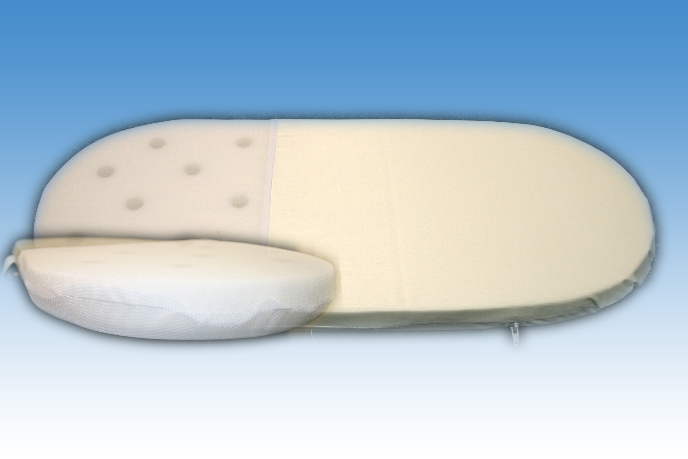 Waterproof Mattresses Disabled Custom made foam mattress for prams, cribs & moses baskets ...